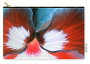 Pansy Power 86 Carry-all Pouch