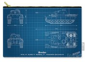 Sd. Kfz. 171. Panzerkampfwagen V - Panther Carry-all Pouch