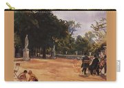 Paris The Luxembourg Park Zinaida Serebryakova Carry-all Pouch