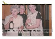 Party Time Quote Carry-all Pouch