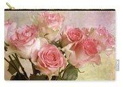 Pastel Bouquet Carry-all Pouch
