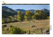 Pastural Setting Carry-all Pouch