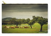 Pasturing Cows Carry-all Pouch