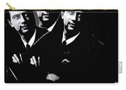 Paul Johnson In Triplicate Collage Minneapolis Minnesota 1966-2012 Carry-all Pouch