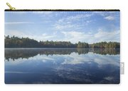 Pauper Lake Reflections Carry-all Pouch