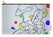 Peace The Inner Message Poster South Sudan Carry-all Pouch