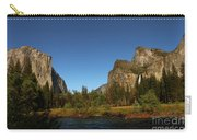Peaceful Merced River Carry-all Pouch