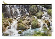 Pearl Shoal Waterfall Carry-all Pouch