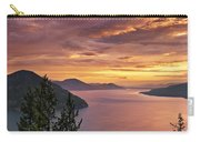 Pend Oreille Sunrise Carry-all Pouch