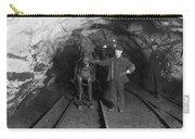 Pennsylvania: Coal Mine Carry-all Pouch
