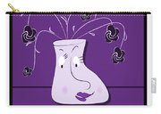 Personality Vase Carry-all Pouch
