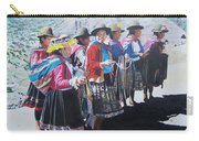 Peruvian Ladies Carry-all Pouch