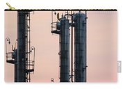 Petrochemical Plant Industry Zone Twilight Carry-all Pouch