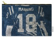 Peyton Manning Colts 2 Carry-all Pouch