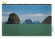 Phang Nga Province Of Phuket Thailand Carry-all Pouch
