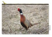 Pheasant Rooster Carry-all Pouch