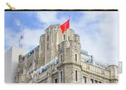 Philadelphia Temple University Carry-all Pouch