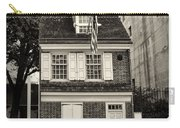 Philadelphia - The Betsy Ross House Carry-all Pouch