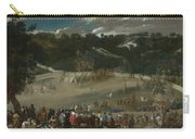 Philip Iv Hunting Wild Boar La Tela Real Carry-all Pouch