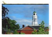 Phillips Exeter Academy Main Building Carry-all Pouch
