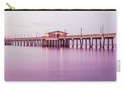 Pier In The Sea, Gulf State Park Pier Carry-all Pouch