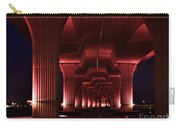 Pink Bridge 4 Carry-all Pouch