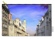 Pink Cloud In Paris Carry-all Pouch