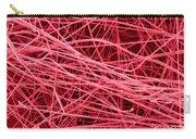 Pink Fiberglass Insulation, Sem Carry-all Pouch