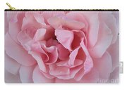 Pink Rose Closeup Carry-all Pouch