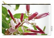 Pink Tropical Flower In Huntington Botanical Garden In San Marino-california Carry-all Pouch