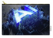 Pixel Artificial Intelligence Carry-all Pouch