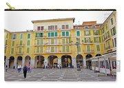 Placa Mayor In Palma Majorca Spain Carry-all Pouch