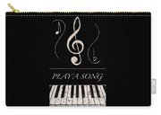 Play A Song Carry-all Pouch