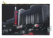 Plaza Theater Us Mexico Border Town Nuevo Laredo Nuevo Leon Mexico Collage 1977-2012 Carry-all Pouch