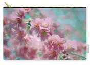 Plum Blossom - Bring On Spring Series Carry-all Pouch