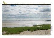 Plymouth, Massachusetts, Beach Carry-all Pouch