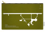 Pmr Palmerston North Airport In Palmerston North New Zealand Run Carry-all Pouch
