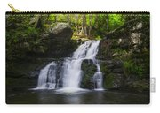 Pocono Mountains - Flowing Cascades Carry-all Pouch
