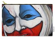 Pogo The Clown Carry-all Pouch