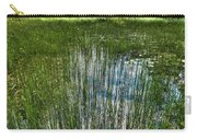 Pond Grasses Carry-all Pouch
