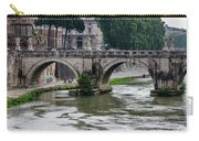 Ponte Sant'angelo Carry-all Pouch