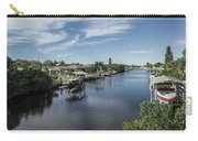 Port Charlotte Ackerman Waterway From Ohara Carry-all Pouch
