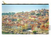 Porto Ribeira Waterfront Carry-all Pouch