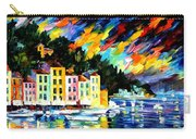 Portofino Harbor - Italy Carry-all Pouch