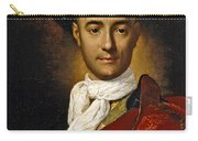 Portrait Of A Young Nobleman Carry-all Pouch
