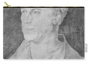 Portrait Of Jakob Fugger  Carry-all Pouch