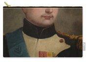 Portrait Of Napoleon Buonaparte Carry-all Pouch