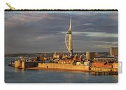Portsmouth Harbour England  Carry-all Pouch