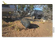 Pot-bellied Pig Carry-all Pouch
