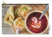 Pot Of Ukrainian Borsch Carry-all Pouch